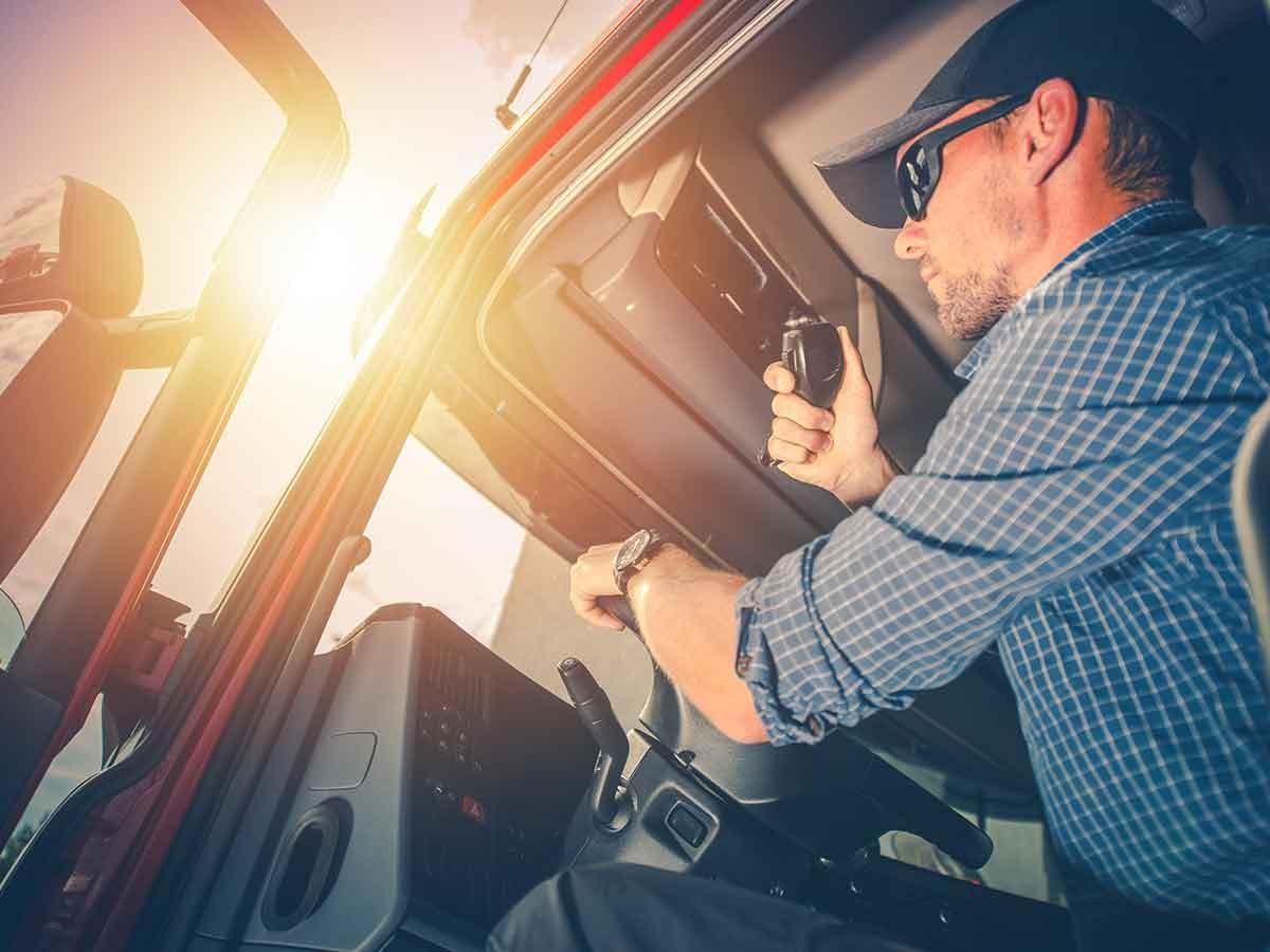 あるてすたで派遣されたトラックドライバーのイメージ